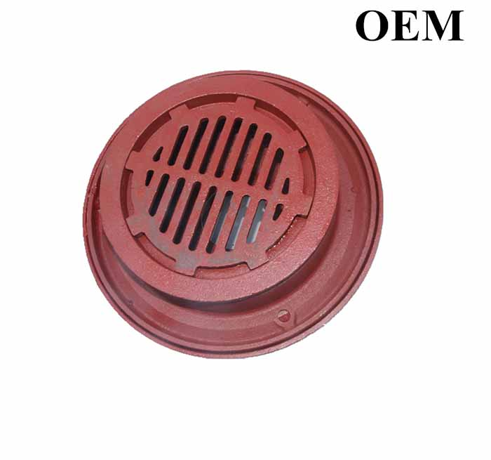 OEM Cast Iron Roof Drains Exporter, Flat Roof Drainage